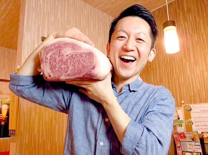 MEAT KUN 店主 福地 勝